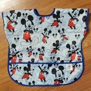 Mickey Mouse Bumkins Junior bib (1-3 years)